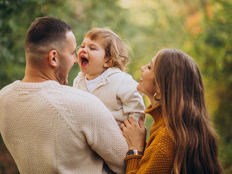 Hogyan lehet boldog és egészséges a gyermeked? - egyszerű módszer, amit sajnos már elfelejtettünk