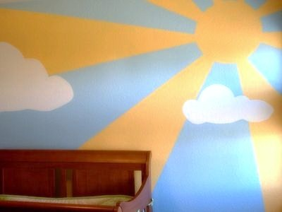 Babaszoba - Így készíts napfényes, vidám gyerekszobát!