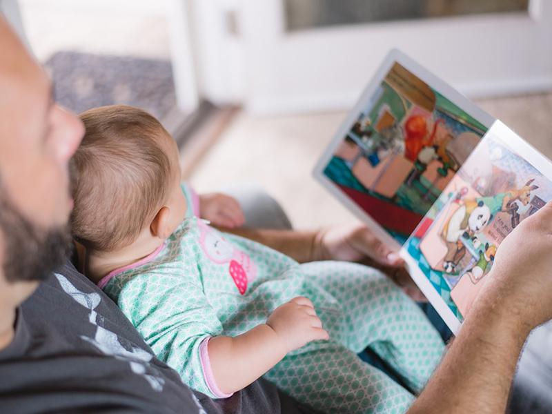 Az olvasmányok hatása és szerepe gyermekeink életében - 4 ok, amiért fontos a mese, a mesélés