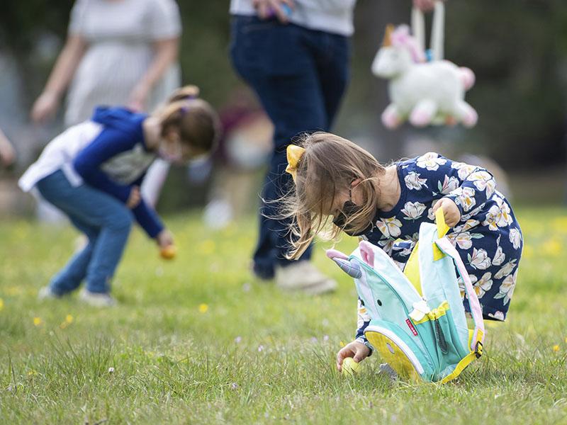 Húsvét: tippek a játékos tojáskeresésre - korcsoportonként más játék