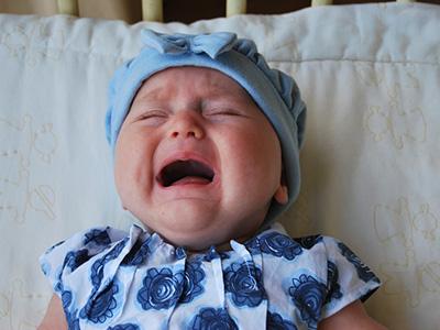 Ezért ne hagyd annyiban, ha sír a kisbabád! - Ijesztő dologról számolt be egy apuka