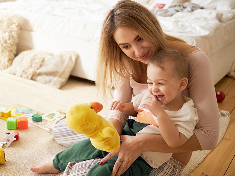 6 Hónapos babának milyen játék való