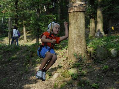 Minden harmadik kalandparknál talált hiányosságot a fogyasztóvédelem! - Mire figyelj, ha kalandparkba mész a gyerekkel?