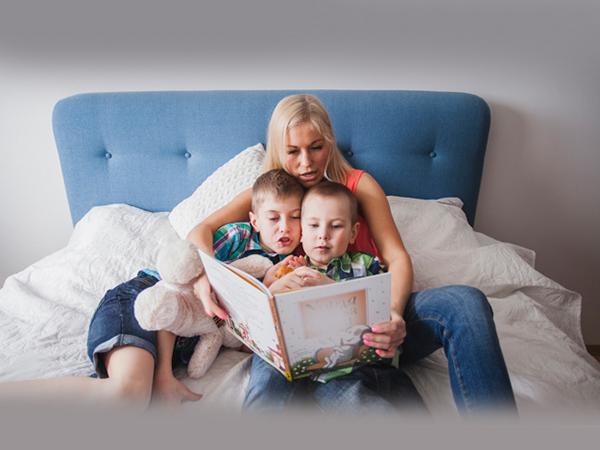 Ezt a mesét mondd el a gyermekednek, hogy könnyebben elaludjon és pihenten ébredjen!