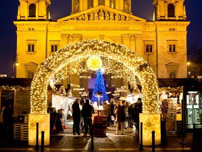Adventi vásárok Budapesten 2016: 8 szuper hely, ahova vidd el a gyereket idén télen