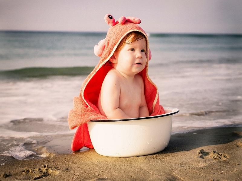 Nyári babák: a 7 leggyakoribb kérdésre válaszolt a védőnő! - Így vészelhetitek át a hőséget a kisbabáddal