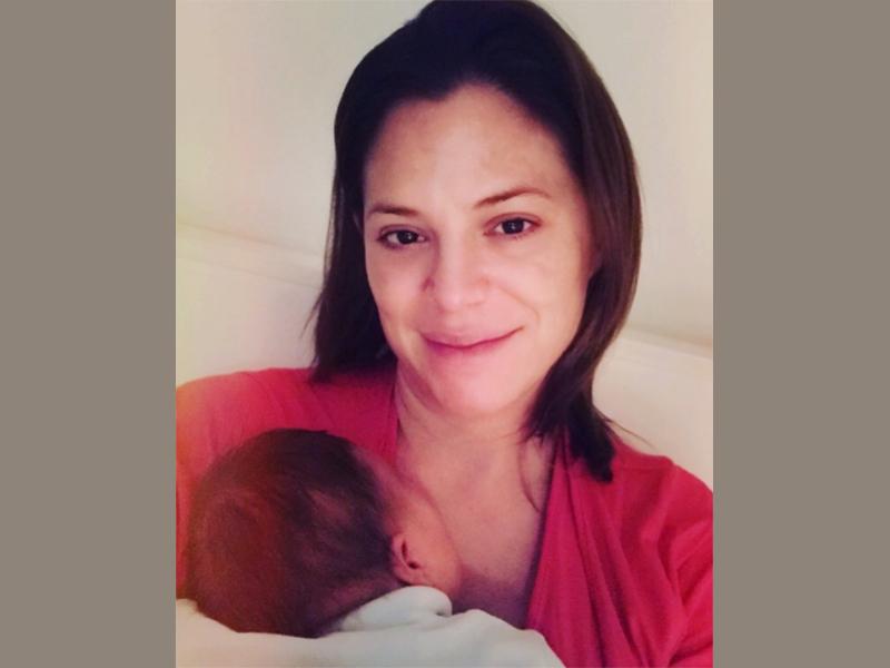 Szinetár Dóra: Down-szindrómás a kisbabánk - Szívbemarkoló vallomást tett a színésznő újszülött kisfiáról