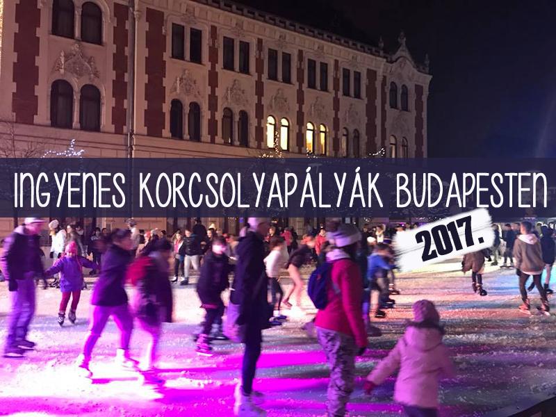 Ingyenes korcsolyapályák Budapesten 2017: 8 szuper hely, ahova vidd el idén a gyereket, imádni fogja!