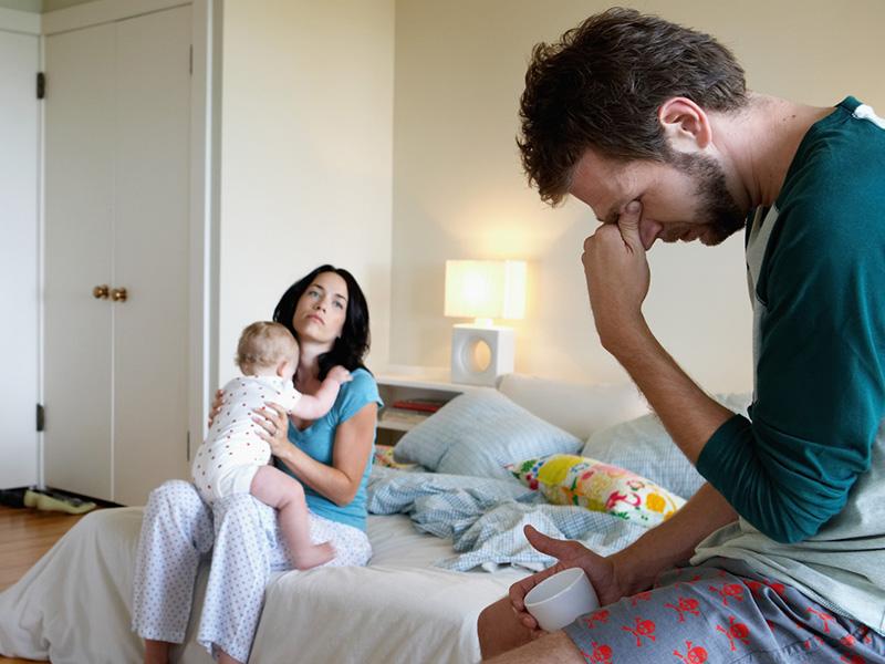 Ez az oka, hogy sok párkapcsolat tönkremegy, miután megszületett a gyerek! - Miben hibázik a legtöbb apa és anya?