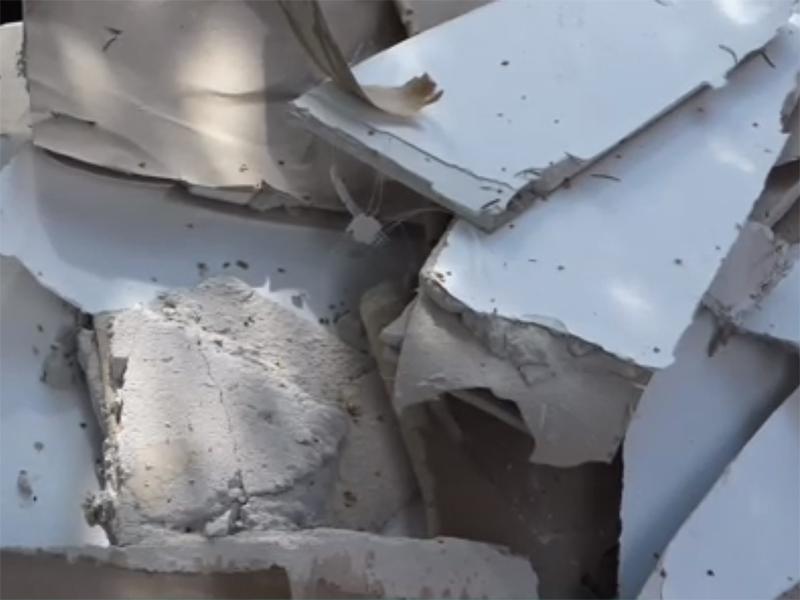 Óvónők mentették meg a gyerekeket Csorváson, amikor leszakadt a frissen felújított terem álmennyezete