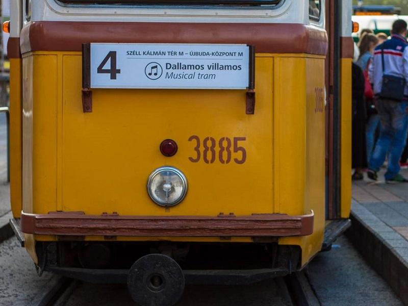 Dallamos villamos 2018: ingyen koncertekkel várnak most szombaton a 4-es villamos vonalán! - Mutatjuk a fellépőket