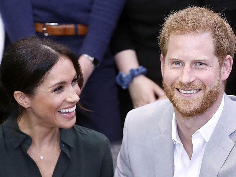 Babát vár Meghan Markle és Harry herceg! A Palota most jelente