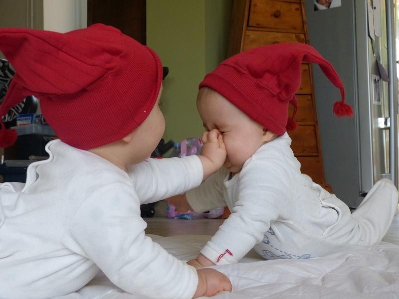 Egy apuka vallomása: 5 dolog, amiért hálás lehetsz, ha ikreid születnek - Csak éld túl az első pár évet!