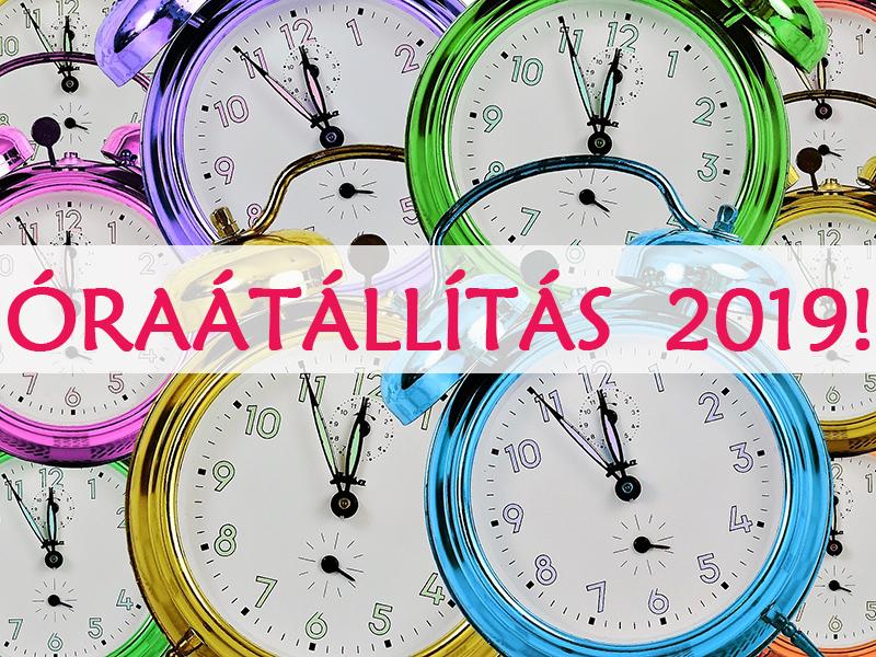 Óraátállítás 2019: Ezen a napon kell átállítani az órát idén márciusban! - Közeleg a nyári időszámítás!
