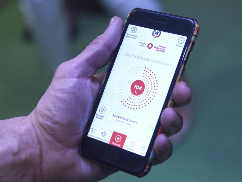 ÉletMentő: Az új telefonos alkalmazás, ami megmentheti az életedet