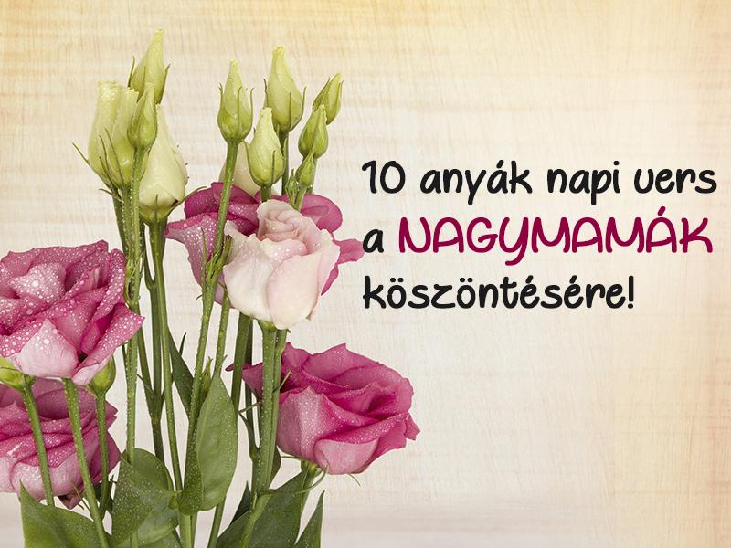 nagymama idézetek anyák napjára Versek anyák napjára, a nagymamák köszöntésére: 10 kedves vers