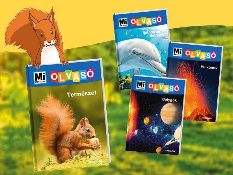 Ezt add a gyerek kezébe, hogy megkedvelje az olvasást! - Egy szuper könyvsorozat kisiskolásoknak, kezdő olvasóknak