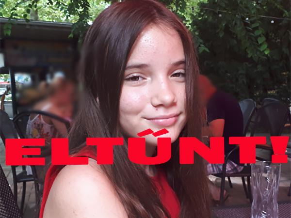Eltűnt egy 11 éves kislány Budapesten! Csütörtök délelőtt óta nem tudni, hol lehet - A rendőrség a lakosság segítségét kéri