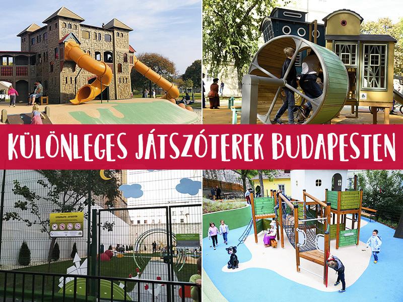 Játszóterek 2019: 8 új játszótér Budapesten, ahova vidd el a gyereket, imádni fogja! - Fotókkal, leírással