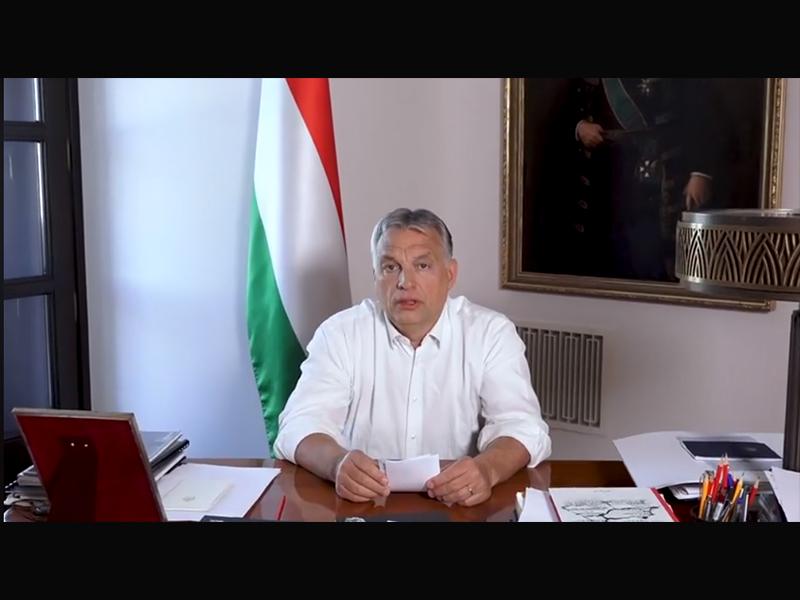 Orbán Viktor: Ez a húsvét másmilyen lesz, mint amilyenek a h�