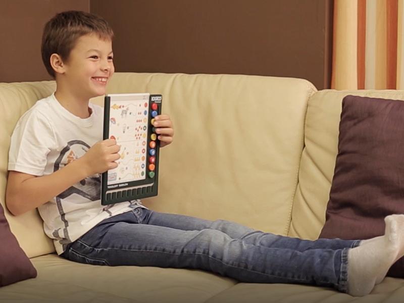 Így fejleszd a gyerek megfigyelőkészségét, logikáját, konc